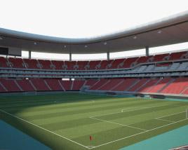 3D model of Estadio Chivas