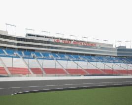 3D model of Las Vegas Motor Speedway