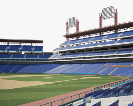Citizens Bank Park 3D model