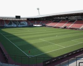 3D model of AFAS Stadion
