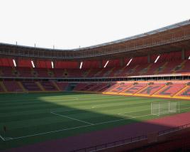 3D model of Eskisehir Yeni Stadium