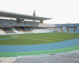 3D model of Estadi Olimpic Lluis Companys