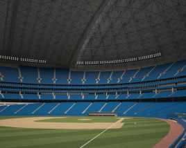3D model of Rogers Centre