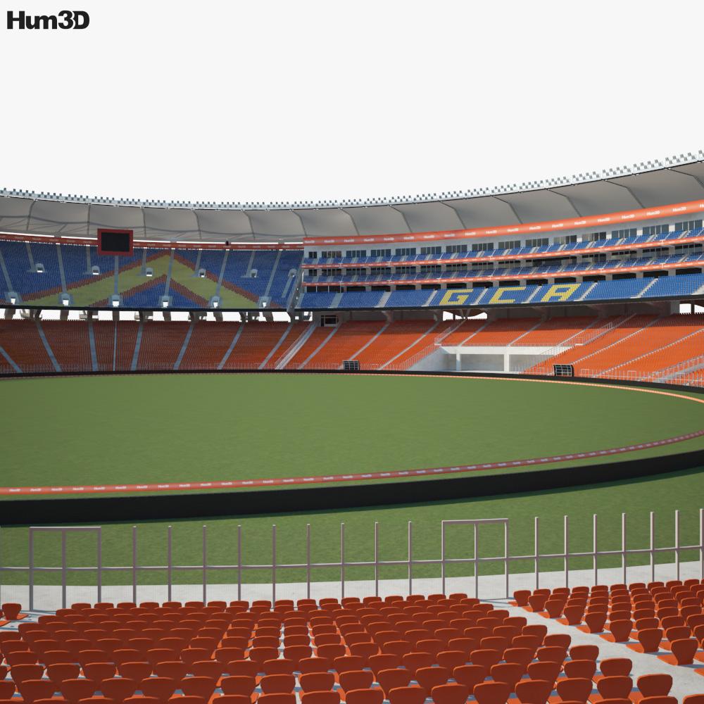 Narendra Modi Stadium 3D model
