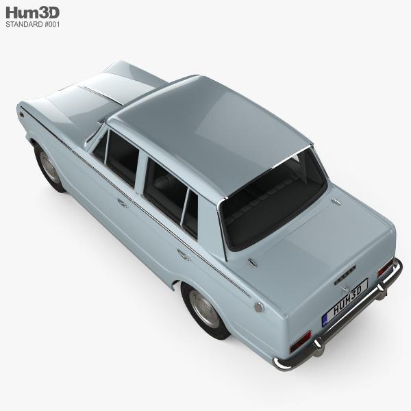 Standard Gazel 1971 3D model