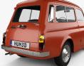 Puch 700 C 1961 3d model