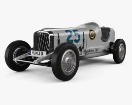 Studebaker Indy 500 1932 3D model