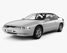 3D model of Subaru SVX 1992