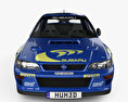 Subaru Impreza 22B Rally coupe 1997 3d model