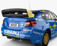 Subaru WRX VT20R Rally 2020 3d model