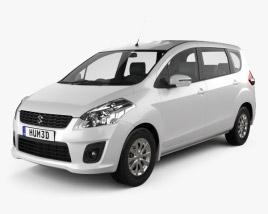 Suzuki (Maruti) Ertiga 2012 3D model