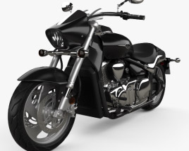3D model of Suzuki Intruder M1500 2013