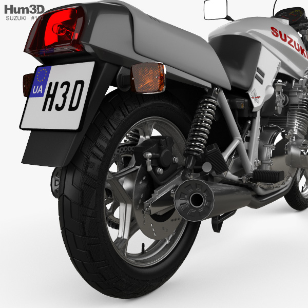 Suzuki Walter 3D Model - 3D CAD Browser