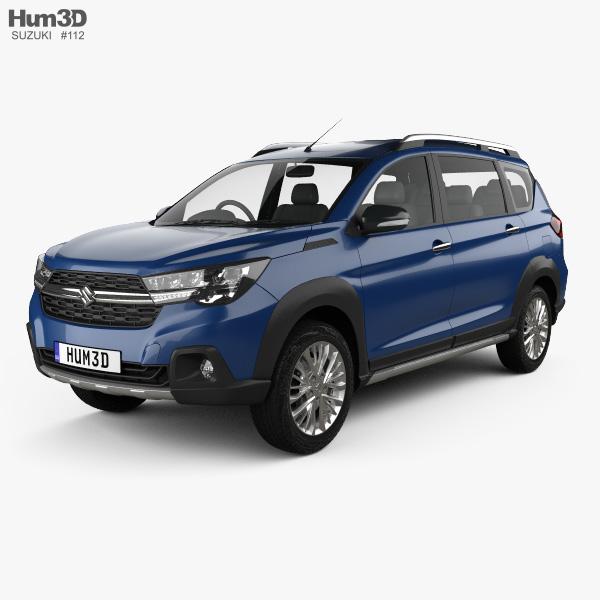 3D model of Suzuki Maruti XL6 2019