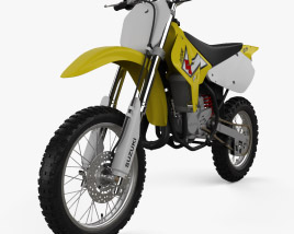3D model of Suzuki RM85 2000