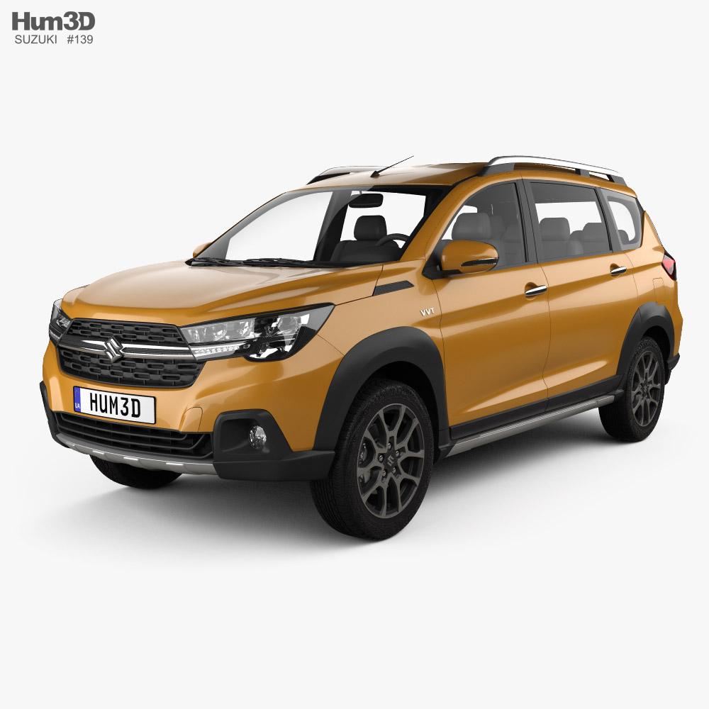 Suzuki XL7 2021 3D model