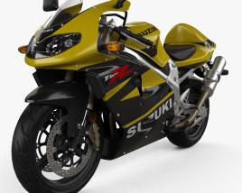 Suzuki TL 1000 2003 3D model