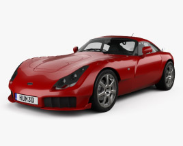 3D model of TVR Sagaris 2004