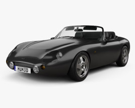 3D model of TVR Griffith 1991