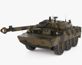 3D model of AMX-10 RC
