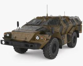 BPM-97 3D model