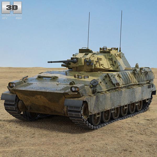 Dardo IFV 3D model