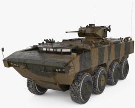 3D model of DefTech AV8
