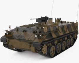 3D model of ELVO Leonidas-2