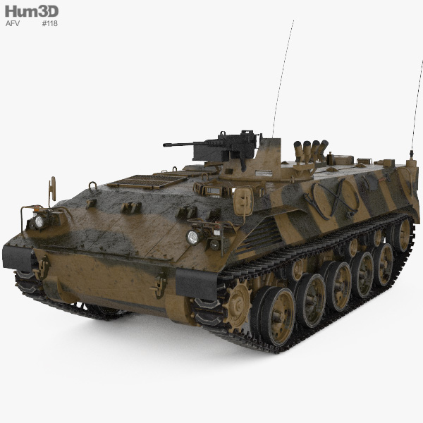 ELVO Leonidas-2 3D model