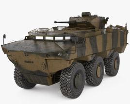 3D model of FNSS Pars