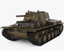 3D model of KV-1