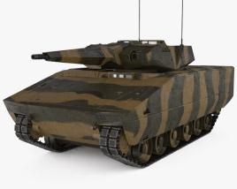 3D model of Lynx KF41