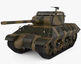 3D model of M36 Jackson