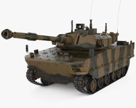 3D model of MMWT