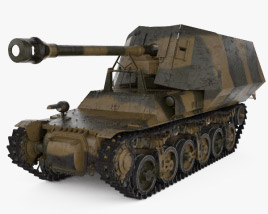3D model of Marder I