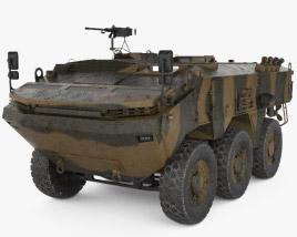 3D model of Otokar Arma
