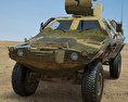 Otokar Cobra 3d model