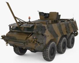 Patria Pasi 3D model