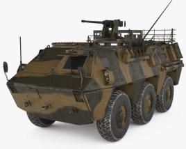 3D model of Pegaso 3560 BMR