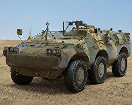 3D model of Puma AFV