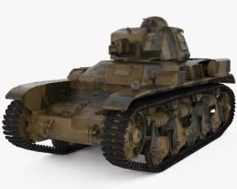 3D model of Renault R35