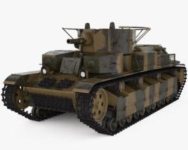 3D model of T-28