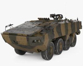3D model of Terrex ICV