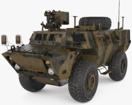 3D model of Textron TAPV