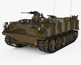 3D model of Type 73 APC
