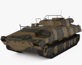 3D model of UR-77 Meterorit