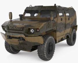 3D model of Volat V1