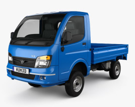 3D model of Tata Ace EX 2012