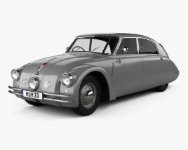 Tatra 77a 1937 3D model