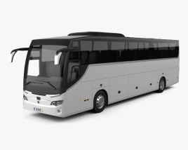 3D model of Temsa Maraton Bus 2015